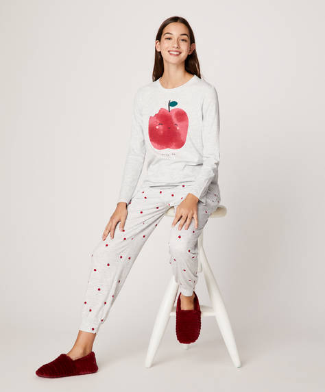 Apple trousers