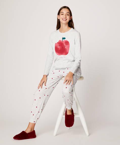 Pantaloni lunghi mele
