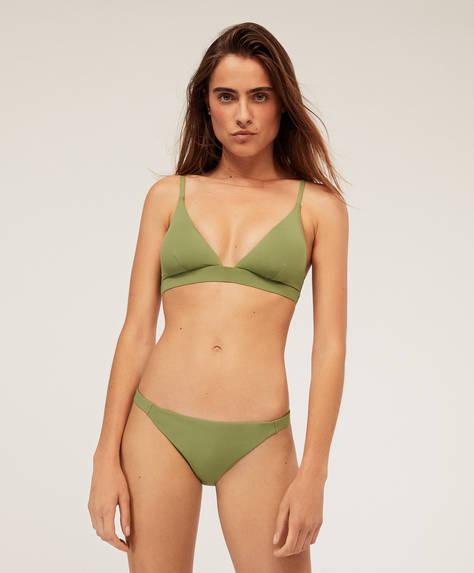 Classic straps bikini briefs