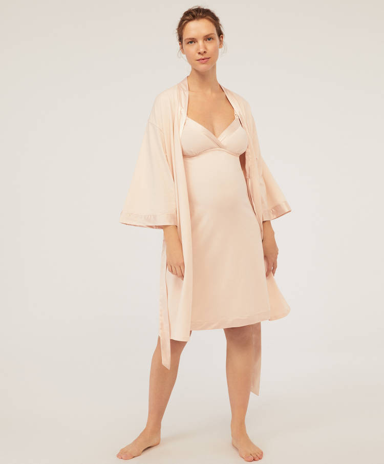 d38f561415a Satin maternity kimono - Lingerie - Join Life Collection - JOIN LIFE ...