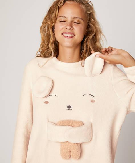 """Sweatshirt """"Hug"""""""