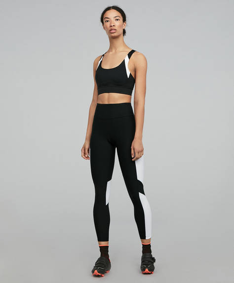 Legging color block