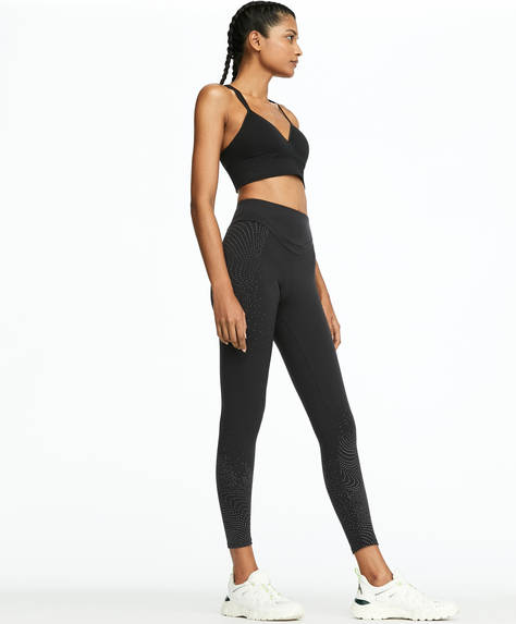 Leggings print reflectante