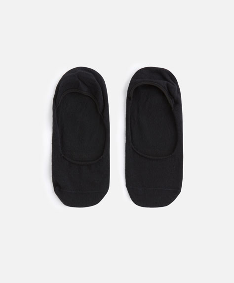 1 Paar Basic-Footies-Socken