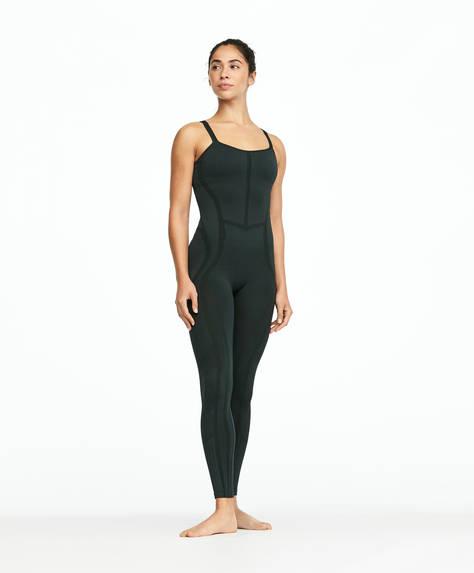 Seamless jumpsuit