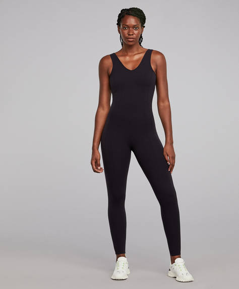 Jumpsuit, shapewear