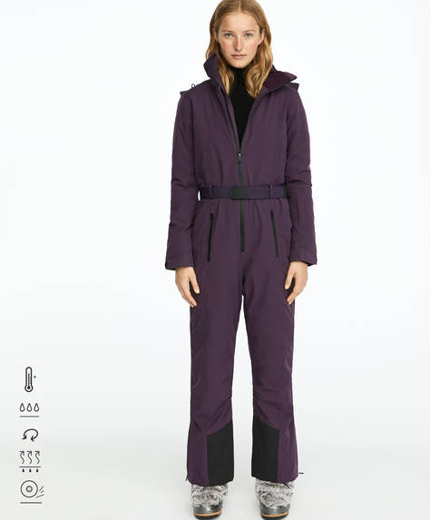 Long SKI jumpsuit