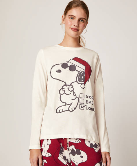 Ensemble de pyjama long SNOOPY©