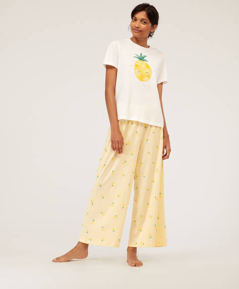 Pineapple trousers