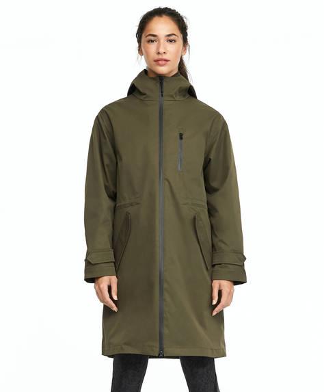 2x1 raincoat