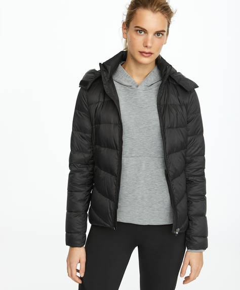 Ultra lightweight jacket