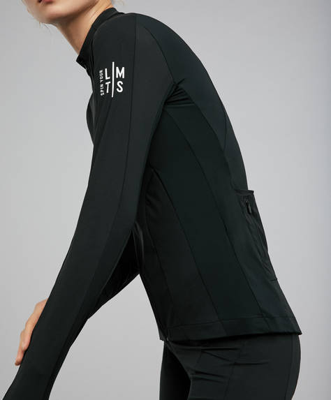 "Radsportjacke ""SPIN YOUR LIMITS"""