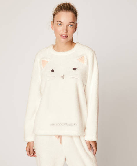 Kätzchen Sweatshirt