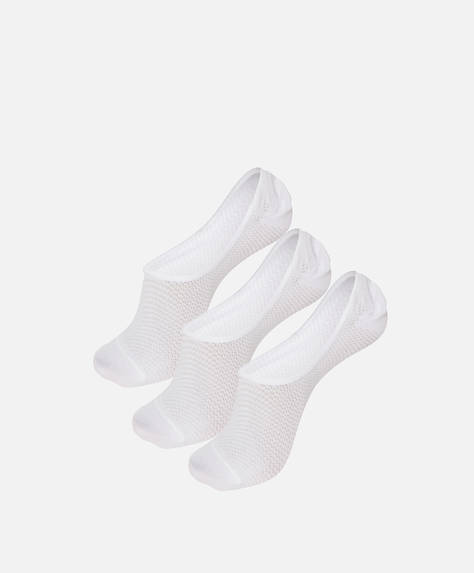 Sport-sneakersokken 3-pack