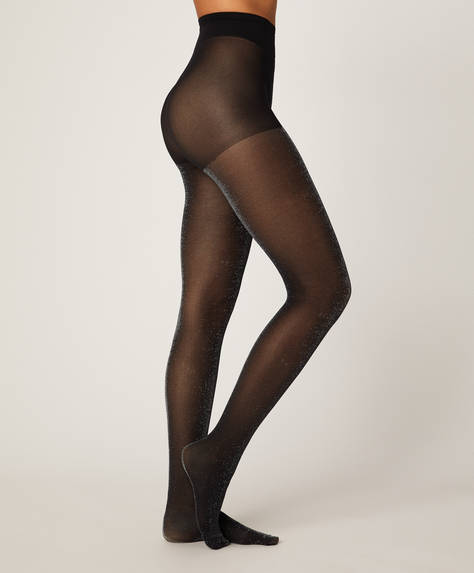 Glossy 20 denier tights