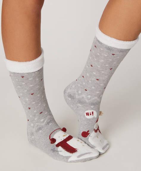 1 par de meias polares