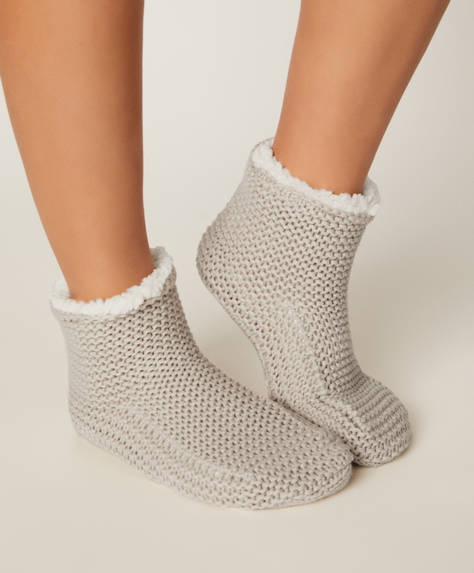 Chaussons bottes