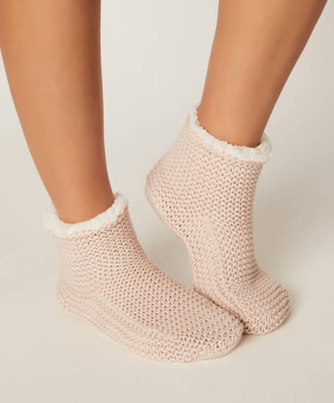 Κάλτσα παντόφλα μπότα