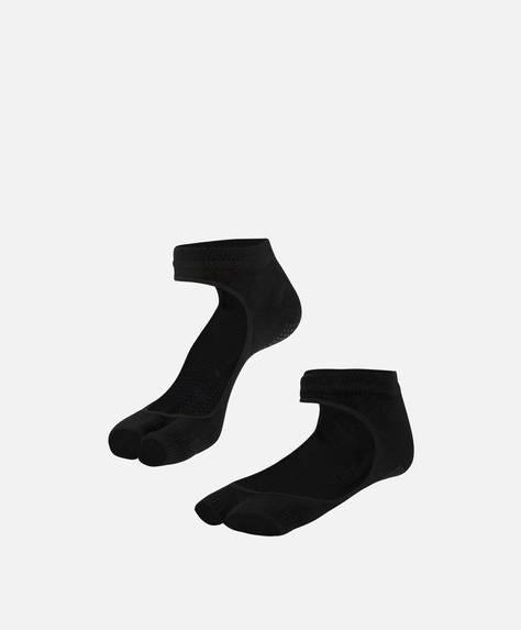 1 paire de chaussettes yoga - pilates