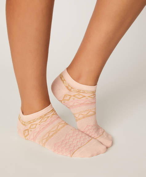 5 pairs of structure ankle socks