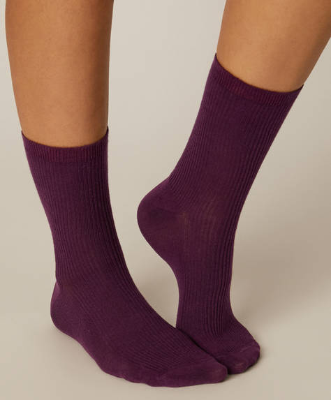 1 par de calcetines básico canale