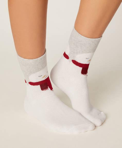1 pair of ugly socks