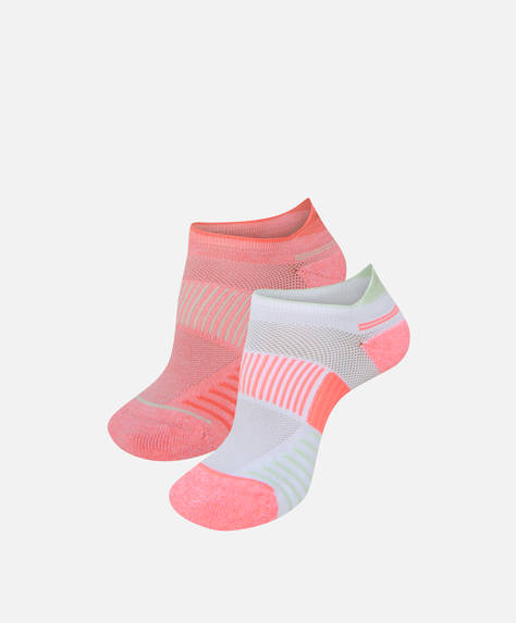 Pack of two pairs of training socks