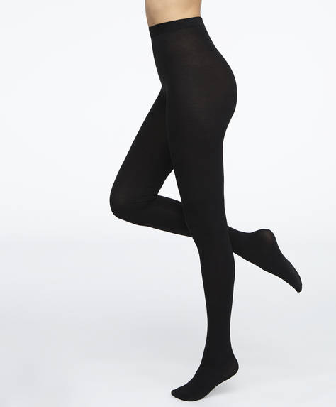 100 DEN thermal tights