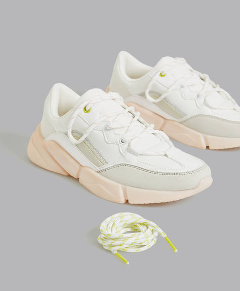 Pieces trainers