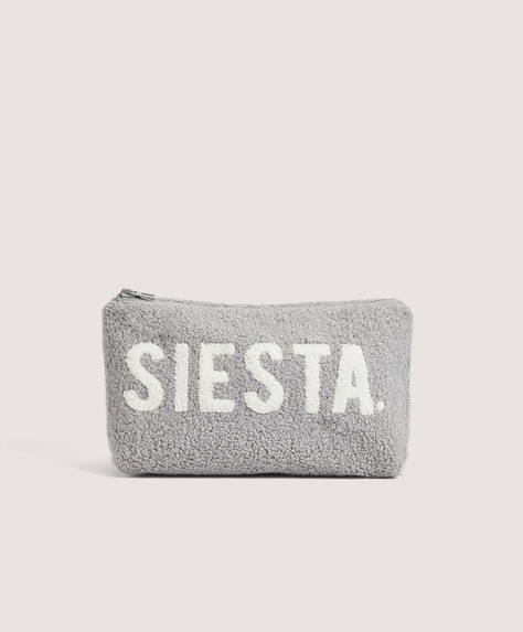 Soft wash bag