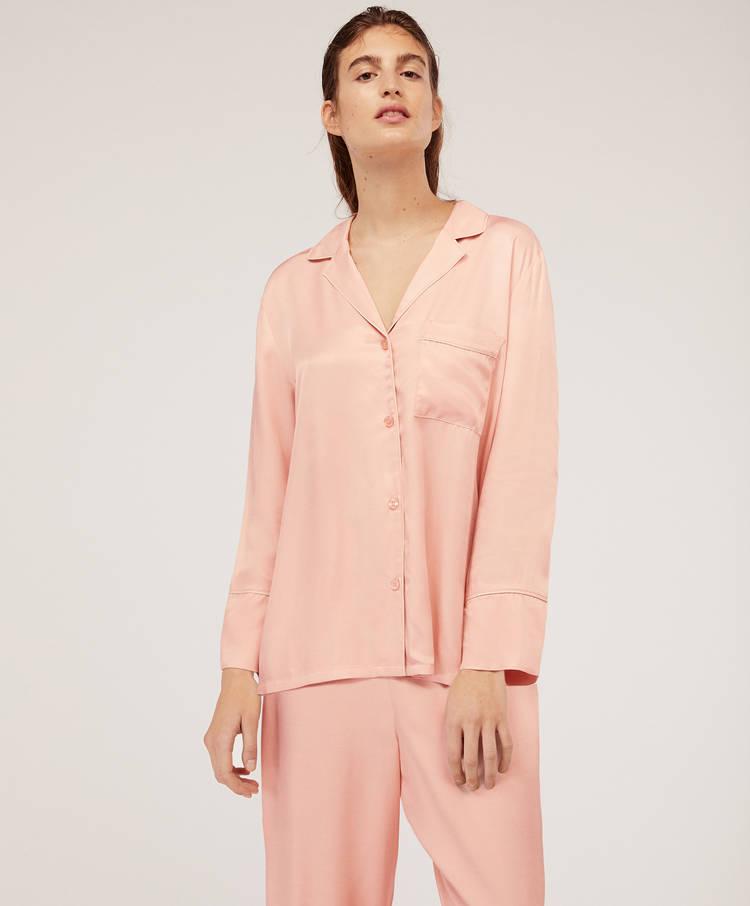60c5ccad32 Conjunto pijama pipping rosa - Conjuntos pijamas - Pijamas y ...