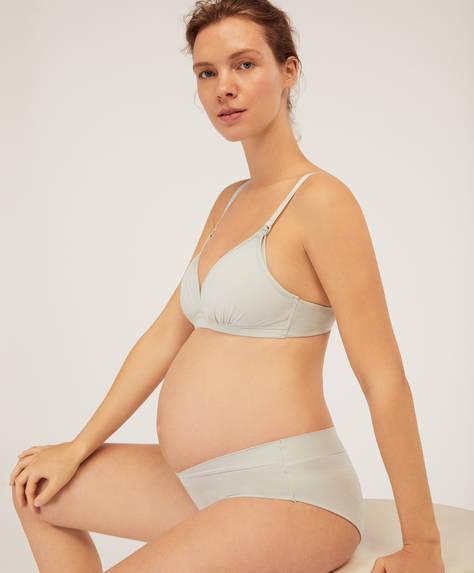 Braguitas maternity algodón
