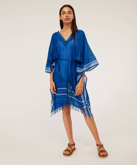 Short fringed tunic