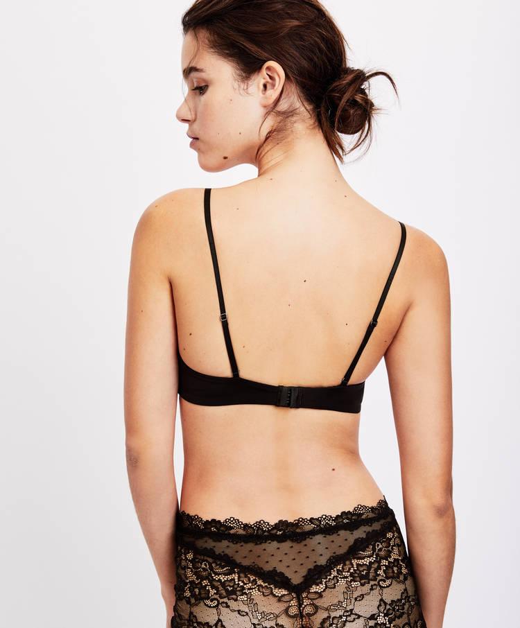 4598f7a39e8ed Essential Lace basic bra - Essential lace - Basics - Lingerie ...