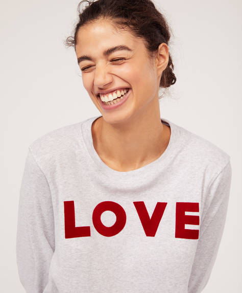 Sweatshirt love
