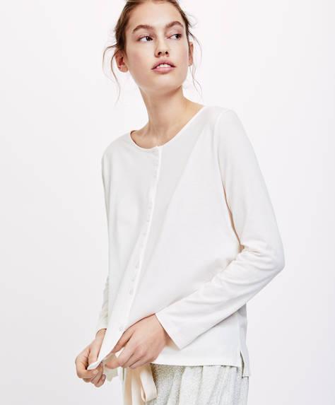 Camiseta mini flor