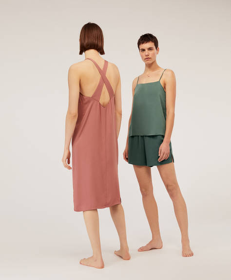 Terracotta ions nightdress