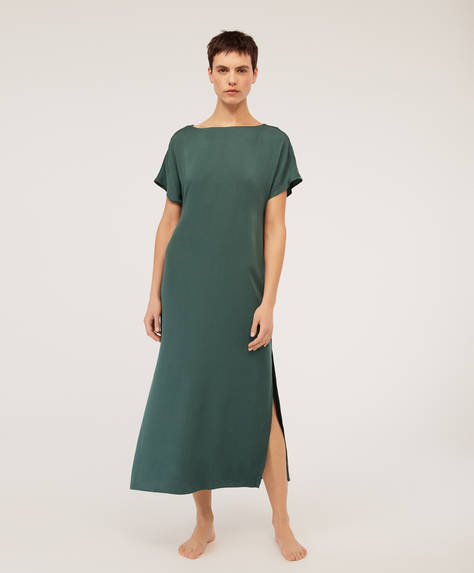 Ocean green ions nightdress