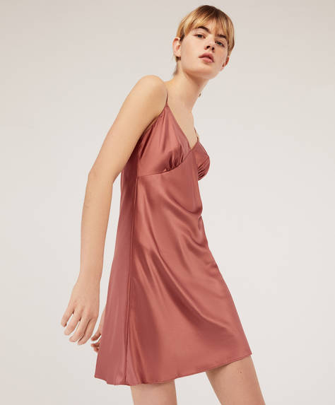 Strappy nightdress