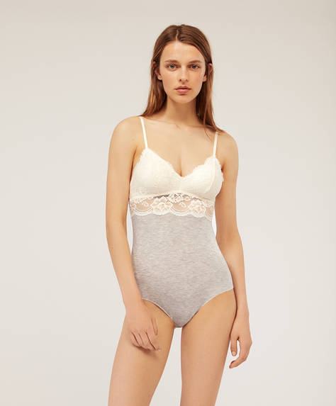 Balensiz shortlace body