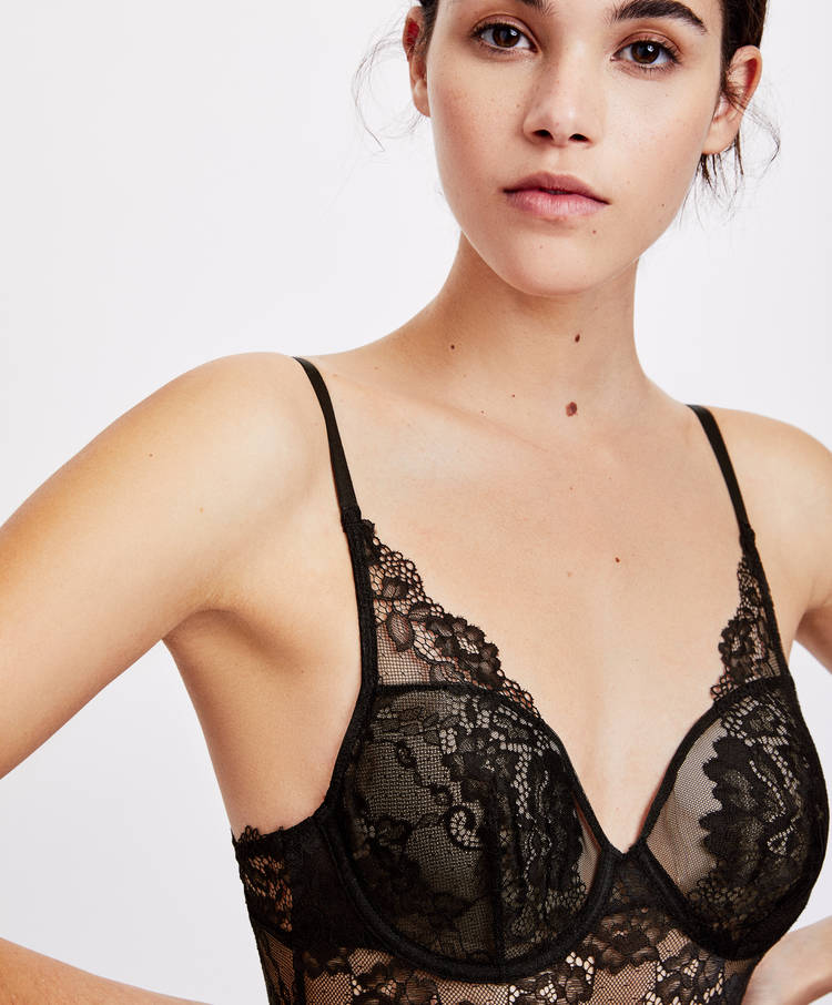 38b2970d22b Essential Lace basic body - Essential lace - Basics - Lingerie ...