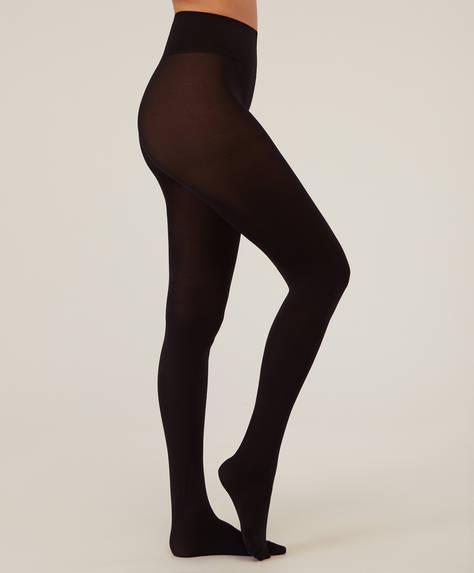 90 DEN basic tights