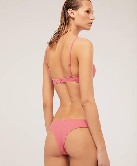 Plain Brazilian bikini bottoms