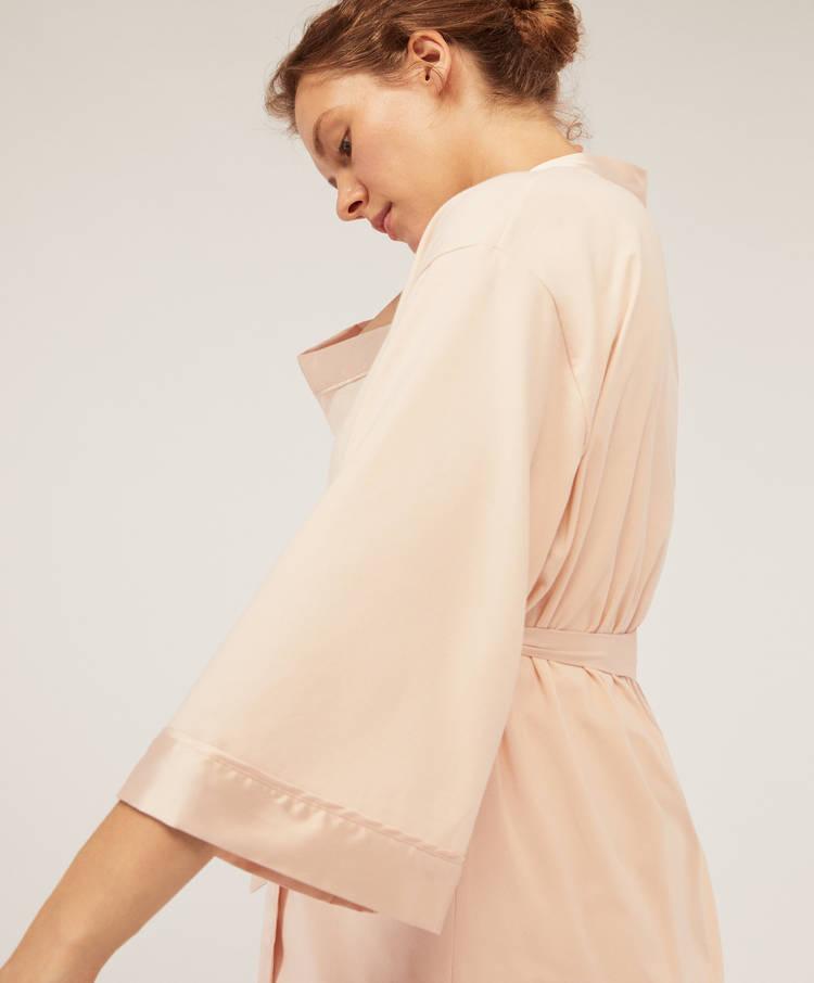 8c64d575469 Satin maternity kimono - Join Life - Lingerie