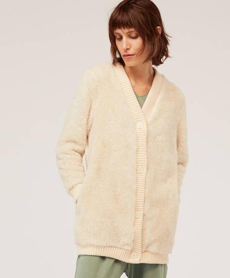 Chaqueta tricot
