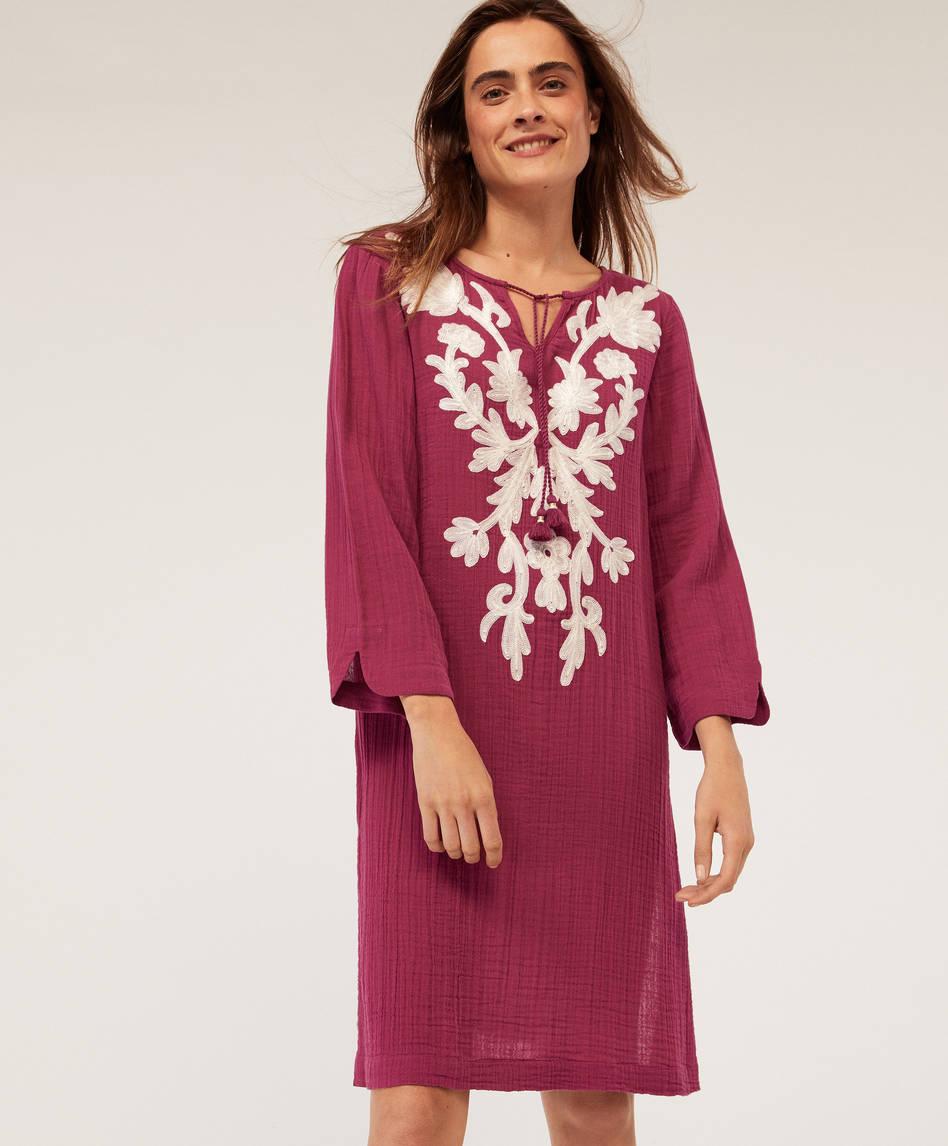 6db32995f9db Vestidos y faldas - Vestidos y faldas - Rebajas Oysho España