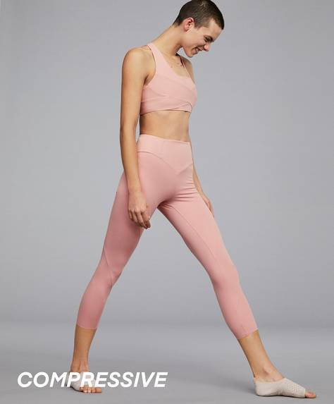Leggings de compression aloe vera