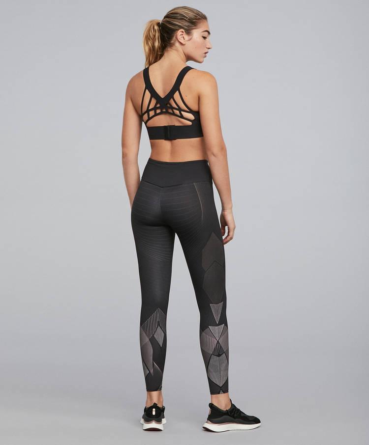 Running Leggings Print Oysho Sport By Line 3FcTlKJ1