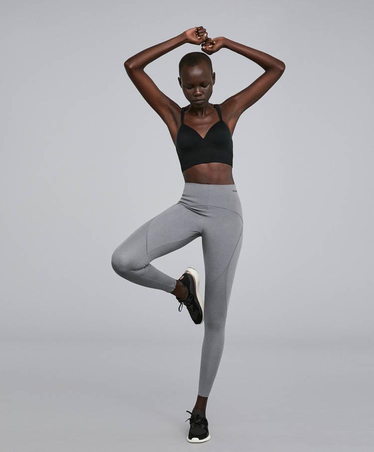 guter Service größte Auswahl billiger Verkauf Grey sculpt leggings