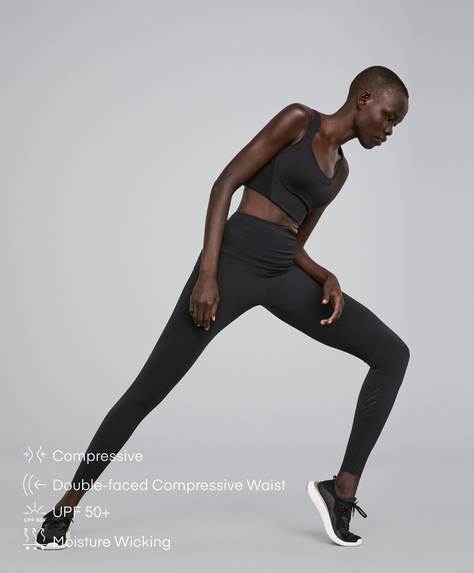 High compression leggings